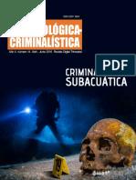 Criminalística subacuática