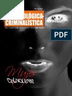 Mujer delincuente
