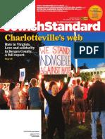 Jewish Standard, August 18, 2017