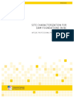 2016 Site Characterization for Dam Foundations WEB V1 2