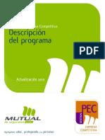 PEC Competitiva - Descripcion Del Programa