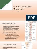 Patrickson - Cranial Motor Neuron