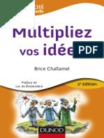 Brice Challamel - Multipliez vos idées.epub