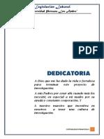 SINTESIS DEL DERECHO LABORAL PERUANO