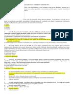 5. Exámen Contrato Docente 2015