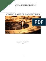 Corso Base Di Radiestesia 1