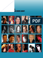 Zildjian Artist MIDI Grooves Library Manual