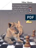 Chess Tactics for Beginners 2