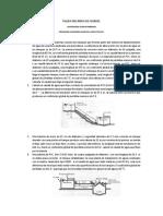 Taller Mecánica de Fluidos 2016-2