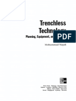 Trenchless Technology Planning Equipment and Methods