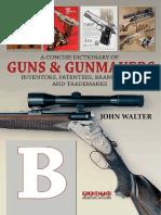 Armas y Fabricantes