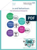 Behavioural Blueprint