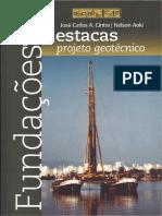 Fundações por Estacas Projeto Geotécnico - José Carlos A. Cintra, Nelson Aoki.pdf