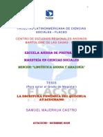 Fonetica Quechua Ayacucho