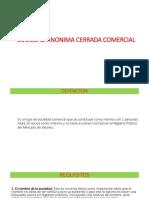 Definicion y Requisitos - SAC Comercial