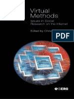 LIVRO - Virtual Methods - Issues in Social Research on the Internet.pdf