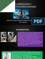 Telemedicina y Electrocardiograma 2