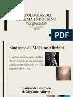 patologias del sistema endocrino
