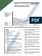 NBR 05732 - 1991 - Cimento Portland Comum.pdf