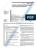 NBR 05739 - 1994 - Ensaio de Compressão de Corpos de Prova Cilíndricos de Concreto.pdf