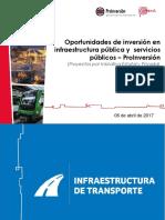 Cartera Proyectos de Inversion