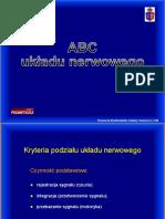 ABC Układu Nerwowego