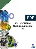 SOL. GUA QM-18. Qumica Ambiental III