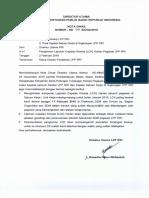ND 99-DU-02-2016 Ttg Pengiriman Lap. Capaian Kinerja (LCK) Harian