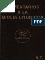 varios autores - comentarios a la biblia liturgica (NT).pdf