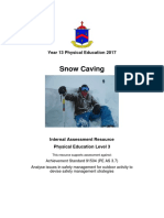 as 3 7 snow caving 2017