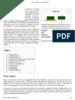 Peso - Wikipedia, La Enciclopedia Libre