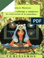 Donna Haraway «Género» Para Un Diccionario Marxista