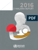 WHO Malaria Report 2016.pdf