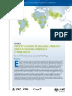 El Dilema Urbano-Urbanizacion, Pobreza y Violencia.pdf
