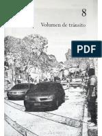Ingeniería de Tránsito - Capitulo 8, Volumen de Tránsito