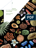 Kew Science Strategy 2015-2020