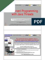 11 Java Multithreaded Programming
