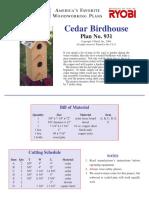 Bird house - Cedar.pdf