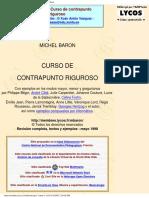 curso de contrapunto riguroso de michel baron.pdf