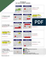 2017-2018 hsa-belmont calendar august updated