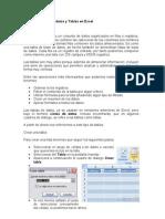 Modulo 1 Base de Datos en Excel V2007