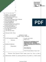 Motion to Determine Lawfulness of Execution - Scott Dozier