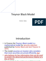 08. Treynor Black Model