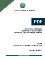 Manual Safesign 3045