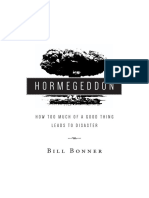 Hormegeddon - Bill Bonner
