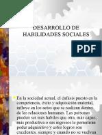 Desarrollo de Habilidades Sociales