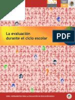 2- LA EVALUACION DURANTE EL CICLO ESCOLAR 2.pdf