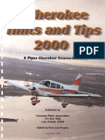 Cherokee Hints and Tips 2000