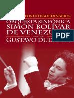 Radio Teatro Colón - Programa de Mano - Orquesta Bolivariana 2013