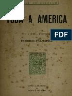 Ronald de CARVALHO 1935 Toda América